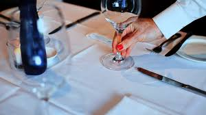 how to set a table restaurant business youtube