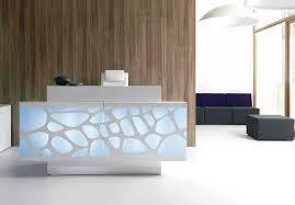 desk design ideas good small reception desk furniture design gnscl