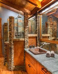 rustic bath accessories tags rustic bathroom designs vessel sink