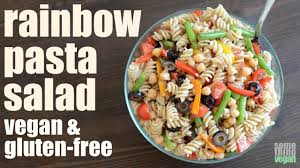 easy cold vegetable pasta salad recipe food next recipes