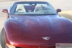 thevettenet com 2003 convertible corvette details