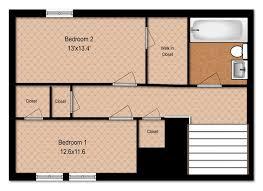 742 Evergreen Terrace Floor Plan Longview Townhomes Evergreen Terrace Apartmentsevergreen Terrace