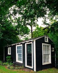 Tiny Cabin Tiny Cottage Style Cabin With Eclectic Nature Themed Decor Paige