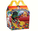 american mcdonalds happy meal