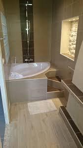 corner bathtub and shower ideal standard create offset corner