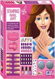 stamping nail art amazon in toys u0026 games