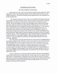 good high school essays