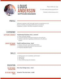 Breakupus Personable Classic Resume Templates Resume Templates Objective Sample With Magnificent Professional Resume Software Engineer With Cute Handyman     Break Up