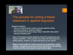 What are some topics in linguistics that a high school student could do research in  sasek cf