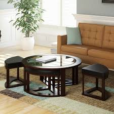 coffee tables dazzling fabric ottoman coffee table storage with