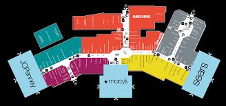 Map Of University Of Michigan by Mall Map Of University Park Mall A Simon Mall Mishawaka In