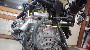 service manual coolant flow diagram etc honda tech honda