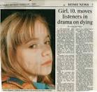 Becky Simpson Press Cuttings