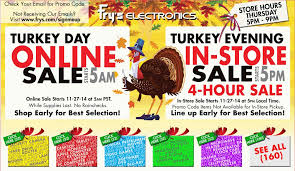 Thursday Thanksgiving Sales Thursday Archives The Original Fry U0027s Black Friday 2016 And Cyber