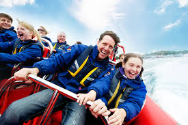 Thames Rockets   Attractions in South Bank  London