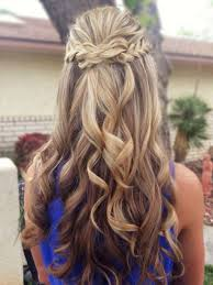 half up prom hairstyles for long hair hairstyle picture magz