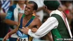 BBC Brasil - Notícias - Momentos olímpicos: Bronze fez Vanderlei ...
