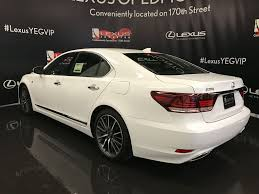 lexus sedan packages pre owned 2017 lexus ls 460 demo unit f sport package 4 door car