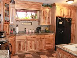 Hickory Kitchen Cabinet Doors Rustic Hickory Kitchen Cabinet Doors Exitallergy Com