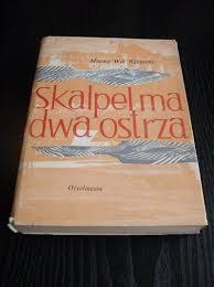 SKALPEL MA DWA OSTRZA Wit Maciej Rzepecki | Antykwariat internetowy - 1_max