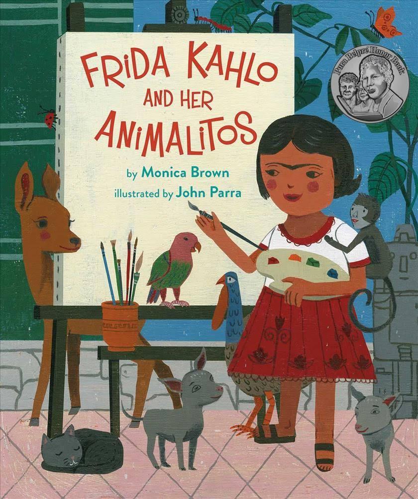 Image result for frida kahlo and her animalitos