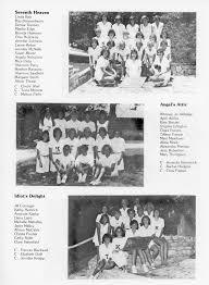 1985 memory book u2013 camp mystic for girls