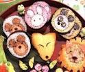 สูตรอาหารญี่ปุ่น – ข้าวปั้นเด็กสามสี (เมนูอาหารเด็ก) | ครัวล้นหลาม ...
