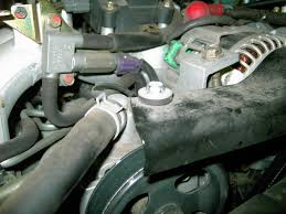why is the power steering making noise on my subaru outback all