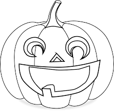 halloween clipart pumpkin halloween pumpkin clipart black and white clipartme