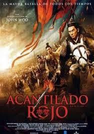 Acantilado rojo (2009)
