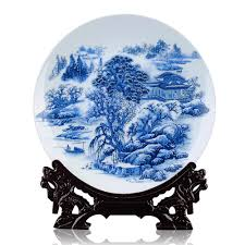 Porcelain by Online Buy Wholesale Porcelain Decorative Plates From China