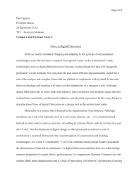 a thesis paper example