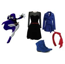 Teen Titans Raven Halloween Costume 43 Teen Titans Inspired Images Casual