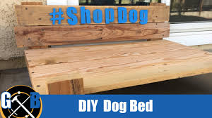 Build Diy Platform Bed by Make A Diy Dog Platform Bed From Upcycled Materials Build Youtube