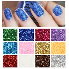 aliexpress com buy 12 colors holographic nail glitter powder