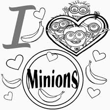 printable 16 minion birthday coloring pages 4383 minion birthday