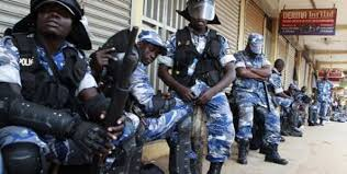 Police Officers On Standby |EastAfrican