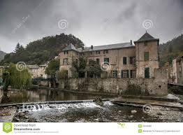 Small Castle by Small Castle In France Stock Photo Image 29183640