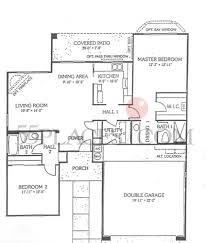 richmond american home floor plans