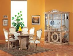 Pretty Sophisticated Traditional Dining Room Decoration Idea With - Classic italian furniture