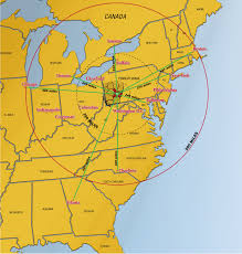 Virginia On Map by A Strategic Location Westmoreland County Pa Official Website