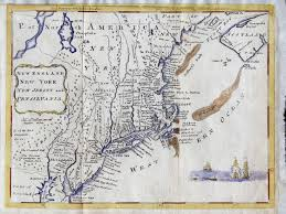 Oldest Map Of North America by 1765 To 1769 Pennsylvania Maps