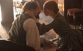 Are British men really less inclined to cheat    Telegraph Charles Dickens  Ralph Fiennes  with his mistress Nelly Ternan  Felicity Jones  in