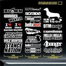 jdm lexus stance nation jdm sticker pack racing decal for car stuff laptop etc infinity270