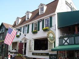 Clarke Cooke House Restaurant - Restaurant - 1 Bannister's Wharf, Newport, RI, 02840