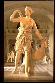 Οι Θεοί των Ελλήνων - Άρτεμης