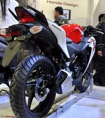 honda cbr bike 150 price honda motorcycles auto expo 2012 team bhp