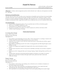 Sample Of Sales Manager Resume by Resume Restaurant Manager Restaurant Manager Resume Will Ease