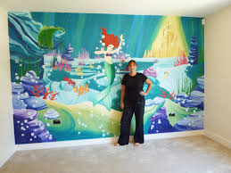 trendy painted wall murals larger than life wall hand painted wall wonderful painted wall murals of trees joanna and little mermaid painted wall murals glasgow full