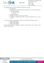 klk915ibts lora gateway for iot chain user manual users manual